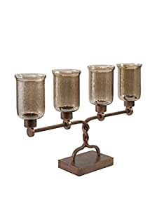 IMAX 20261 Sarta Braded Candelabra by IMAX Worldwide
