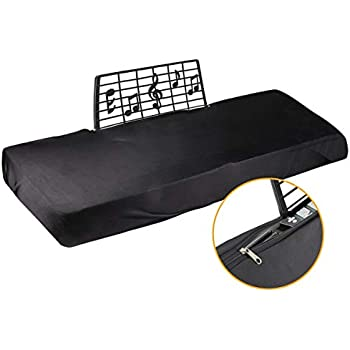 Amazon com: Piano Keyboard Dust Cover for 88 Keys - Piano