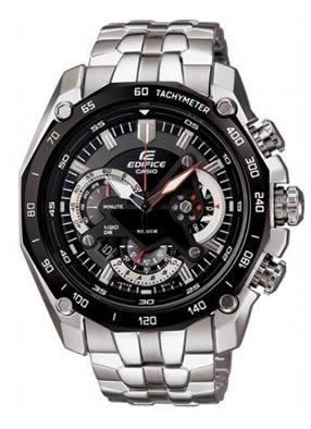 Casio General Men's Watches Edifice EF-550D-1AVDF - WW (Bull Casio Red)