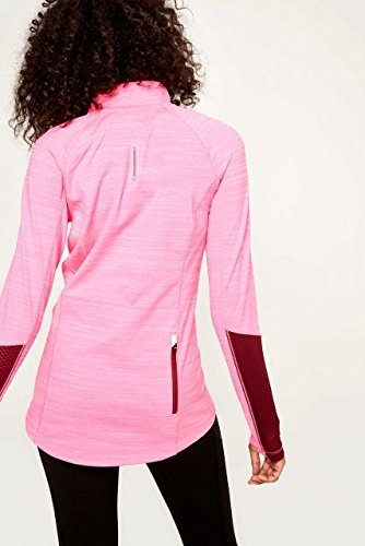 Lole Performance Top (L - Hot Pink Heather) by Lole