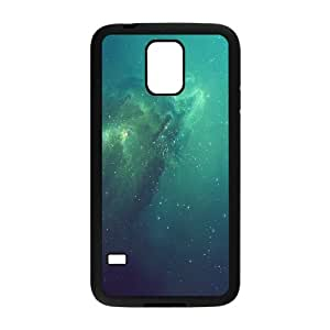 Vety Nebula & Galaxy & Space4 Samsung Galaxy S5 Cases Ghost Nebula, Nebula & Galaxy & Space4, {Black}
