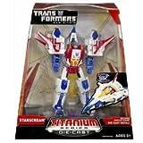 Titanium Series Transformers 6 Inch Metal Cybertron Starscream
