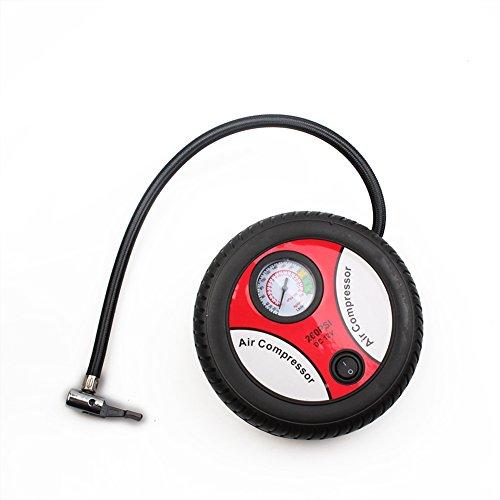 Mini Portable 12v Car Air Compressor/Air Inflator Auto Inflatable Pumps