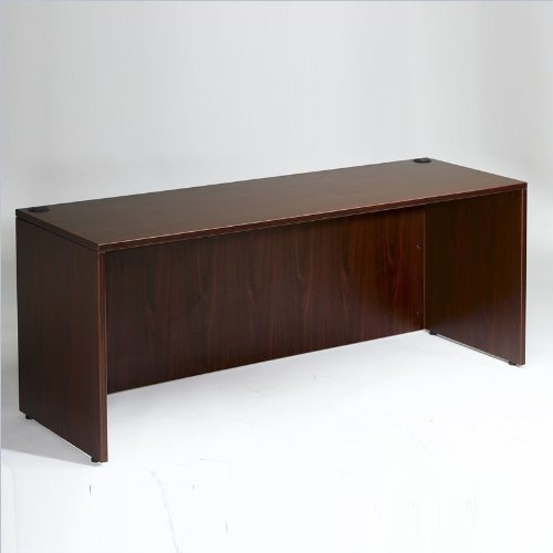 Boss Office Products N101-C Desk Shell 71 in Wide x 36 in De