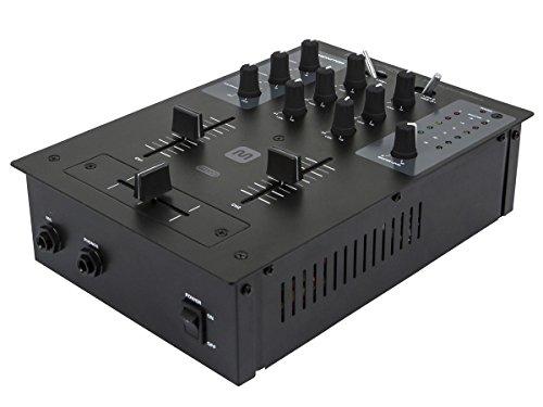 Monoprice 2 Channel DJ Mixer USB