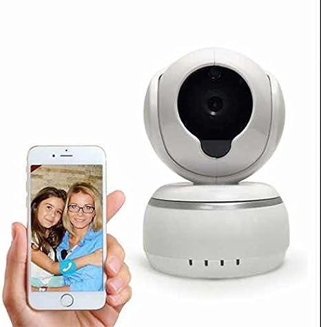 Baby Monitor IP WiFi P2P Cámara de Vigilancia Seguridad ...