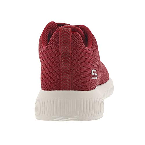 Rouge Talk W rouge Eu 5 Tough Skechers32504 37 Femme Squad Bobs gqwXXZx1