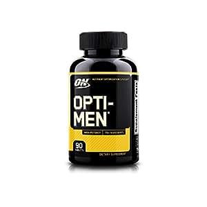 Optimum Nutrition Opti-Men Multivitamin Tablets Pack of 90