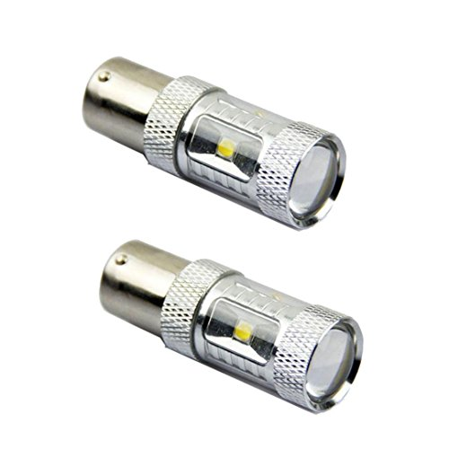 Iuhan Fashion 30W White Error Free 1156 BA15S P21W Led Backup Reverse Light Canbus