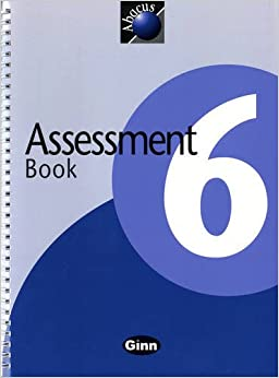 Assessment Book: Assessment Book Year 6 (NEW ABACUS (1999))
