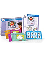 hand2mind Learn to Read with BOB Books & VersaTiles Sight Words Set, Early Reader Books for Kids Ages 4-6, Build Phonemic Awareness, Homeschool Learning and Kindergarten Supplies