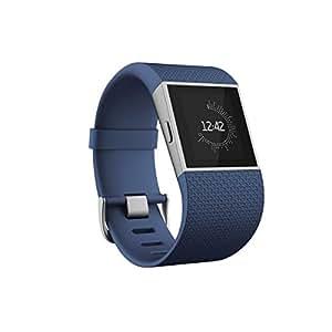 Fitbit Surge Smartwatch, Unisex, Azul, L