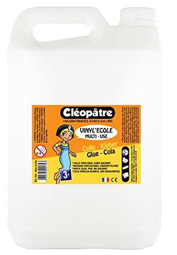Cléopâtre VI2L Bastelkleber für Kinder ab 3 Jahren, 2 kg