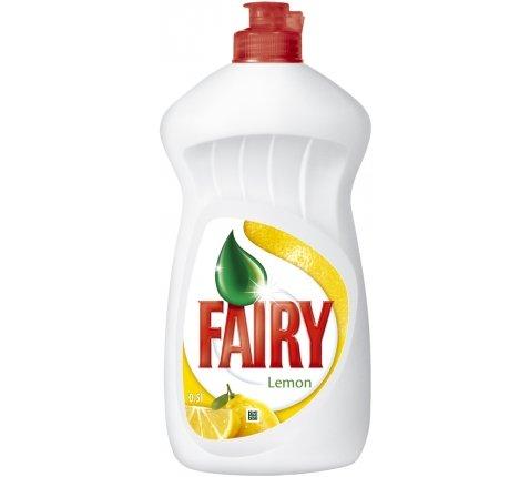 fairy dishwashing liquid - 3