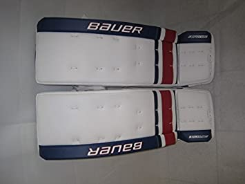 Bauer Supreme One 7 MTO Retro Goalie Pads Men, size:34 + 1