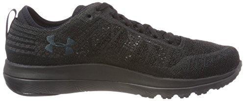 Nero Scarpe Armour Under Black 005 Running UA Fortis Uomo Threadborne wxWWRpn6