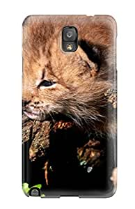 Protective Tpu Case With Fashion Design For Galaxy Note 3 (babies)