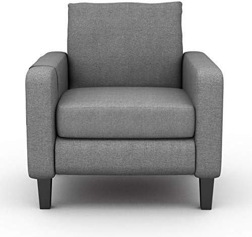 Editors' Choice: Mecor Accent Armchair Upholstered Single Sofa Chair
