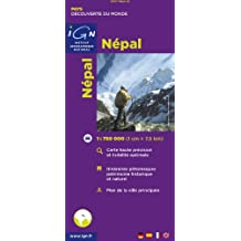 IGN MONDE : NÉPAL - NEPAL