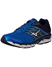 Mizuno Australia Men's Wave Paradox 5 Running Shoes, Directoire Blue/Silver/Dress Blues