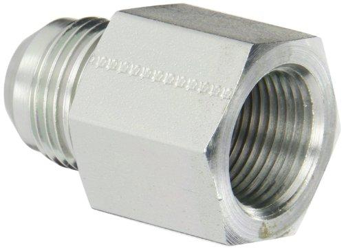Eaton Weatherhead C5255X10 Carbon Steel SAE 37 Degree (JIC) Flare-Twin Fitting, Adapter, 1/2