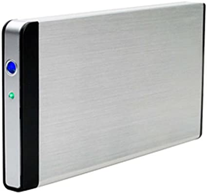 Fantec Fanbox Fb C25us2 Externes Festplattengehäuse 2 5 Computer Zubehör