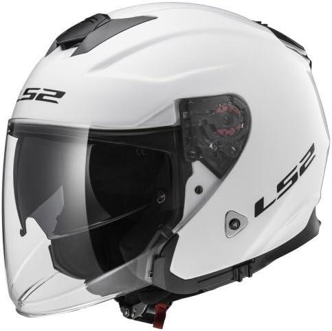 Ls2 Motorradhelm Infinity Weiß Größe M Auto
