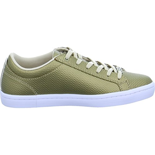 Lacoste Straightset - 735caw0066gn5 Guld 32l9UYsD