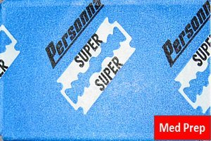 Price comparison product image 5 Personna Med Prep razor blades (1 pack)