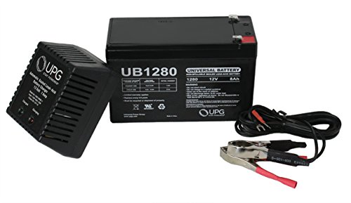 12V 8Ah Battery for Garmin Fishfinder 90 GPS