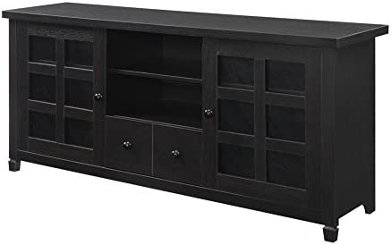 Convenience Concepts Newport Park Lane 60 TV Stand, Espresso