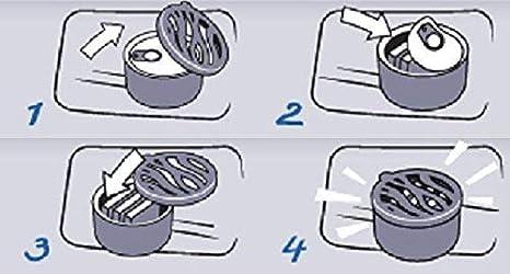 Bubblegum Pack x 2 Areon Ken Auto Duft Bubble Gum Autoduft Dose Lufterfrischer Kaugummi Duftdose Wohnung Erfrischer 3D Set