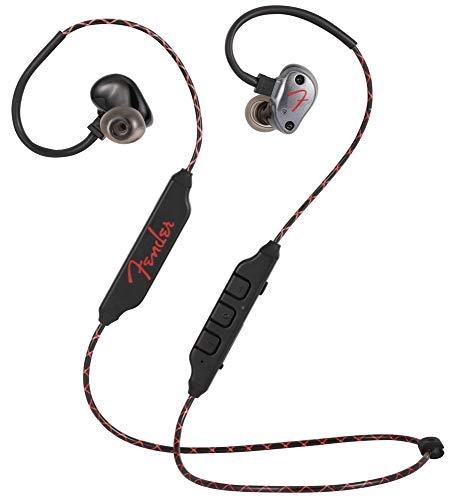 Fender PureSonic Premium Audiophile Wireless Earbuds - In-Ear Headphones