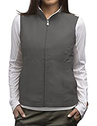 Women's RFID Travel Vest - 18 Pockets - Travel Clothing