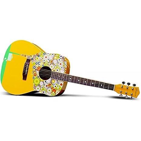 GFEI _ guitarra Guitar Art Series para los principiantes a ...