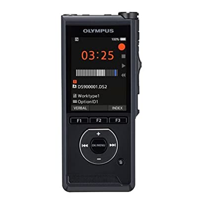 Image of Digital Voice Recorders Olympus DS-9000 Digital Voice Recorder with Slide Switch function DS9000