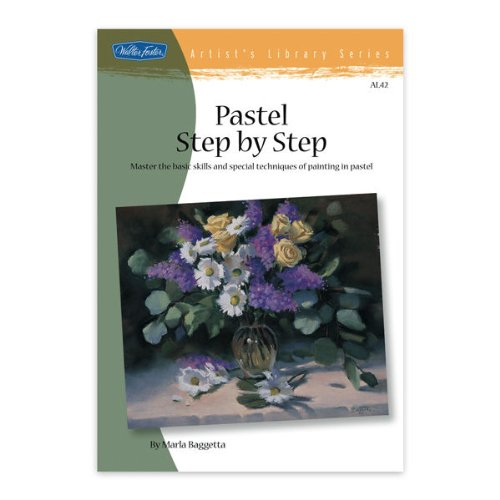 Foster Book Al42 Pastel Step By By By Step by Walter Foster Publishing 01c22f