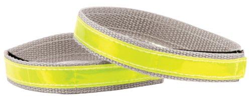 Nathan Reflective Cyclist's Ankleband, Yellow