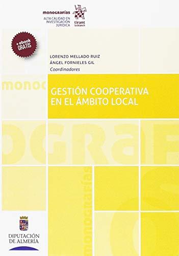Gestión Cooperativa en el Ámbito Local (Monografías) por Mellado Ruiz, Lorenzo
