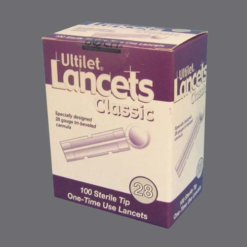 Special Sale - 10 Boxes of 100 - Classic Twist Off Lancet BMP08326281001 BOCA...
