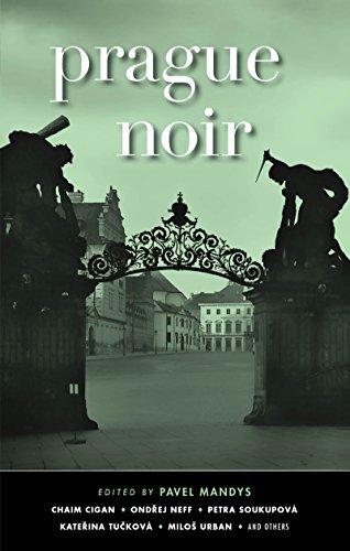 Prague Noir (Akashic Noir)