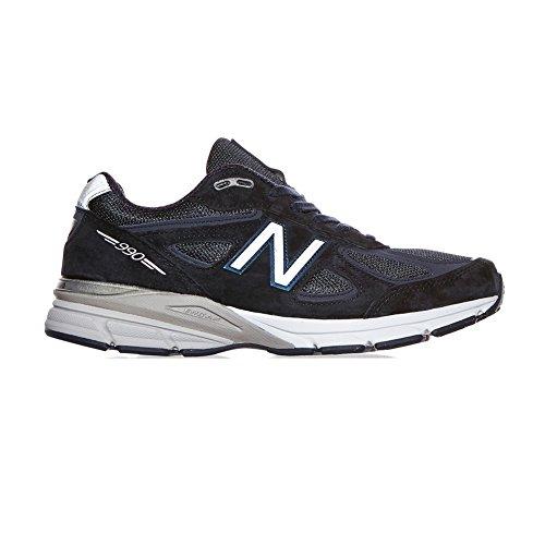 New Balance Men's M990V4 Running Shoe, Size: 13 Width: 6E Color: Navy