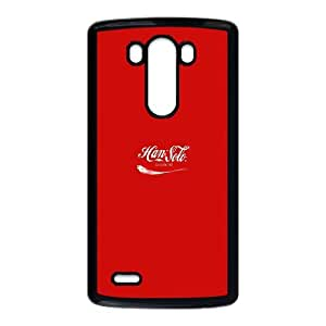 LG G3 Cell Phone Case Black_Han Solo Tswrz