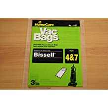 Bissell Vacuum Bags Style 4&7