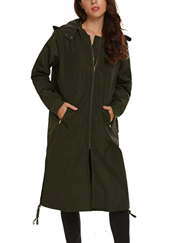 Green Parka Giacca Olive Donna Fastdirect qwapfx47Bc