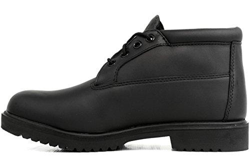 Timberland Män Vattentät Chukka Boots Svart