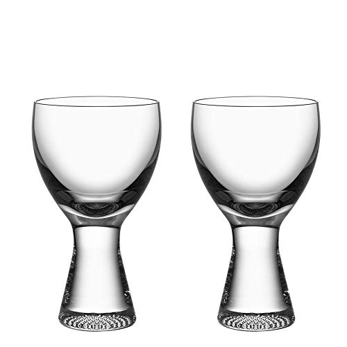 Kosta Boda 7091720 Wine Glass, Clear