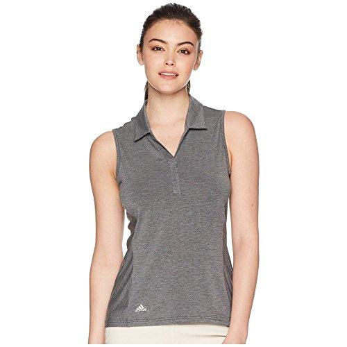 (アディダス) adidas Golf レディース ゴルフ トップス Rangewear Sleeveless Polo [並行輸入品]