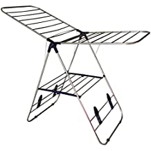 EWEI'S HomeWares Clothes Drying Rack 145 Heavy Duty Stainless Steel