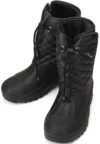 Waterproof Boots New Womens Weight Light Middle Snow Rain Winter 8wr845xq